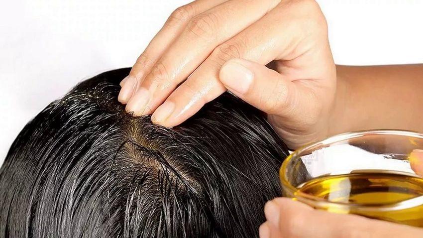 Народные рецепты для волос